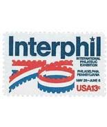 1976 13c Interphil Scott 1632 Mint F/VF NH - €0,88 EUR