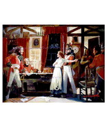 WAR of 1812, LAURA SECORD warns FITZGIBBONS 13... - $19.95