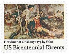 1977 13c Herkimer at Oriskany American Revoluti... - $0.99