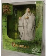 2001 Lord Of The Rings Saruman 10 Inch Wizard F... - $42.74