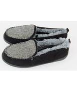 Women's Slippers Floopi Womens Indoor/Outdoor Faux Fur Moccasin Slipper ... - $17.99
