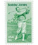 1981 18c Bobby Jones Scott 1933 Mint F/VF NH - €0,84 EUR