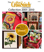 Just Cross Stitch 2001-2010 Collection DVD  - $45.00