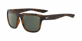 Nike EV0927-205 Fly Sunglasses (Green with Flash Lens), Matte Tortoise/G... - $44.06