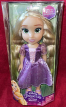 """Princess My Friend Rapunzel 14"""" Doll Removable Outfit and Tiara NIB - $32.99"""