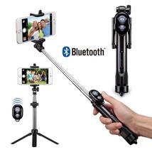 Selfie Stick Tripod Handheld Tripod Selfie Stick 3 in 1 Bluetooth Extend... - €11,21 EUR