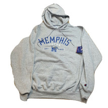 University Of Memphis Tigers Champion Fleece  Hoodie Hooded Sweatshirt L... - $32.66