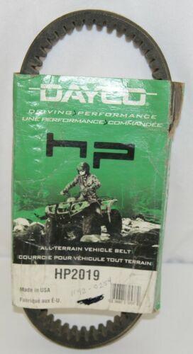 Dayco HP2019 All Terrain Vehicle Drive Belt One Sided 34 Inch