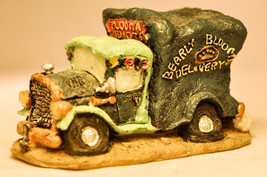 Boyds Town Village - Bloom'n Idiots Delivery - Miniature Figure - $10.14