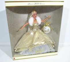 Celebration Barbie 2000 Doll New Never Removed From Box  - $12.35