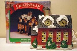 Noma Dickensville 1995 School - $11.77