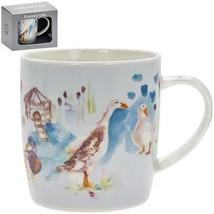 Verpackt Offiziell Lizenziert Jennifer Rose Land Enten Vögel Porzellan B... - $10.57