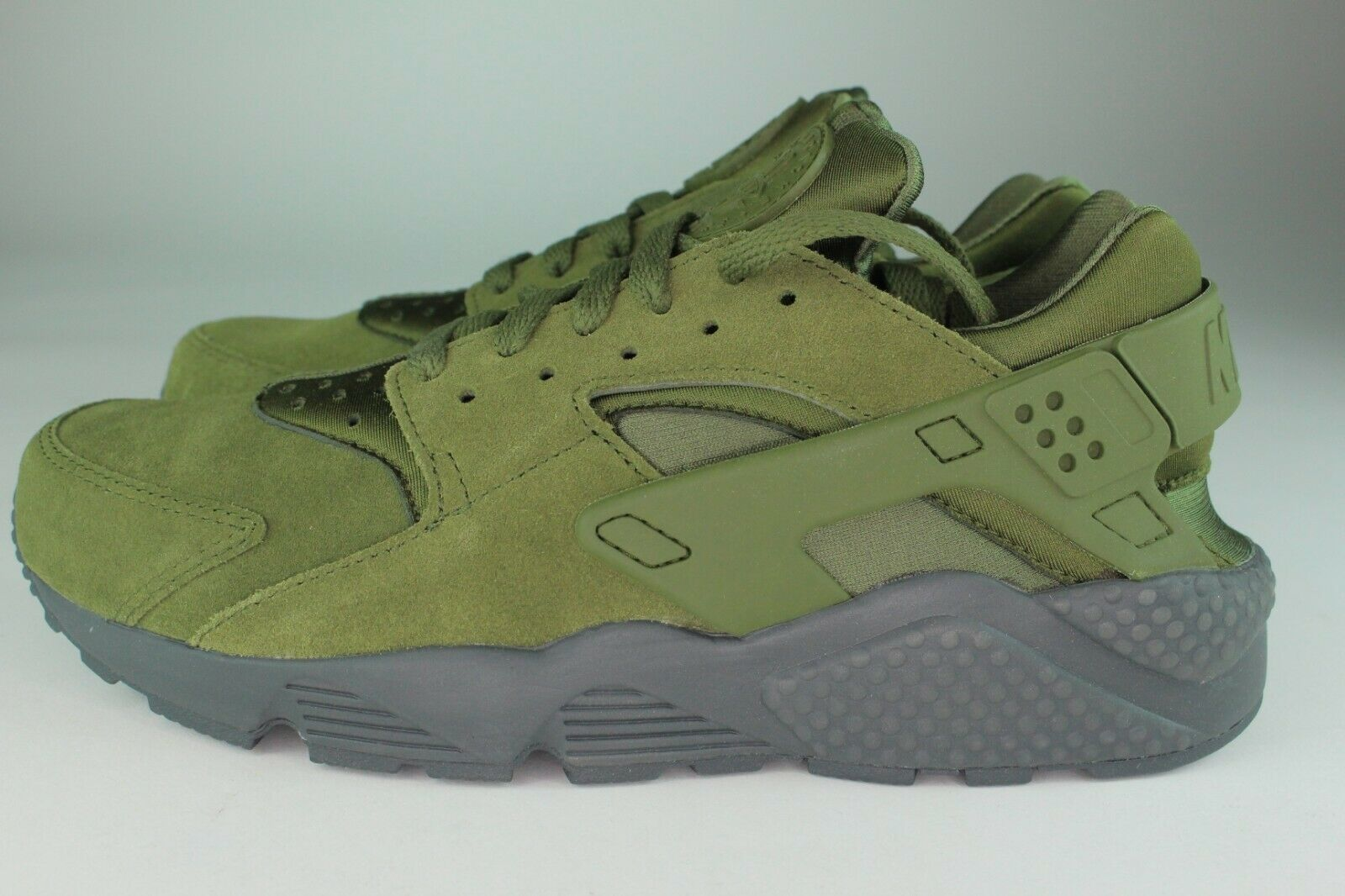 the latest 3d0b8 2146c Nike Air Huarache Run Se Men Size 9.0 Legion and 50 similar items