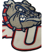Gonzaga University Bulldogs Embroidered Patch Sew, Iron, VELCRO® Brand back - $7.95 - $9.95