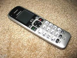Uniden D1660 2 HANDSET 6.0 GHz DECT cordless expansion tele phone remote... - $15.79