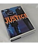 Tenth Justice Brad Meltzer Suspense Supreme Court Washington DC Novel Le... - $9.89