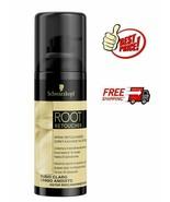 Schwarzkopf Root Retoucher LIGHT BLONDE **Root Cover Spray** 120 ml - $19.77