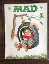 1970 April Mad Magazine #134 Great Cover - $12.19