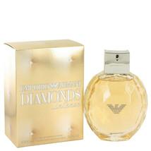 Giorgio Armani Emporio Armani Diamonds Intense 3.4 Oz Eau De Parfum Spray image 1