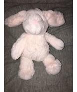 "Manhattan Toy Small Pink Plush Beanie Rabbit Binky Bunny soft 8"" 2013 Ea... - $9.99"