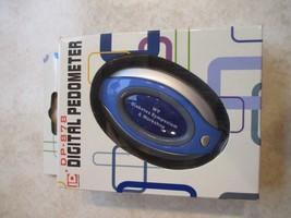 Ovaltrek Digital Pedometer New with Box - $4.99