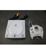 Sega Dreamcast Launch Edition White Console (NTSC) HTK-3020 - $129.99