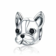 French Bulldog 925 Sterling Silver Dog Jewelry Handmade Pendant Gift Bra... - $12.19