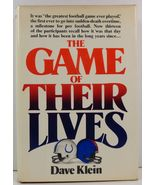The Game of Their Lives by Dave Klein - $5.99
