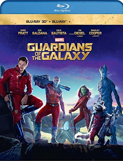 Guardians Of The Galaxy (2014) [Blu-ray/Blu-ray 3D]
