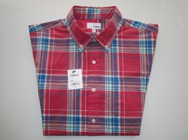 Sonoma Good For Life The Everyday Shirt Button-Down Men Plaids L MSRP $4... - $18.99