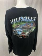 Harley Davidson Men T Shirt Hillbilly Gatlinburg TN Smoky Mountain Black XL - $18.46