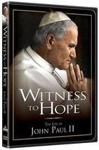 WITNESS TO HOPE - The Life of John Paul II - DVD