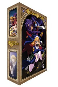 Chrono Crusade Complete Collection Box Set (Thinpak) DVD Brand NEW!