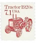 1987 7.1c Tractor, Coil Scott 2127 Mint F/VF NH - $0.99