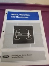 1988 Ford Noise, Vibration And Harshness OEM Dealer Technical Training Manual - $7.25