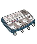Tecmate Optimate 3 x 4 Bank, TM-455, 4-Bank x 7-Step 12V 0.8A Battery Sa... - $252.75
