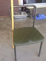 VINTAGE MID=CENTURY MODERISM COSCO FOLDING CHAIR - $74.25