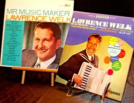 Mr. Music Maker   Lawrence Welk and Lawrence Welk and His Orchestra Records AA20
