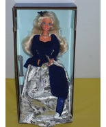 1995 Winter Velvet Barbie Doll Avon Exclusive In The Box - $24.99