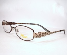Apple Bottoms 742 Dark Gunmetal 2 Woman Eyeglasses Metal - $59.39