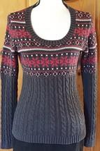 Tommy Hilfiger 2008 Women's Sweater Size Medium Pullover Hong Kong Mediu... - $23.38