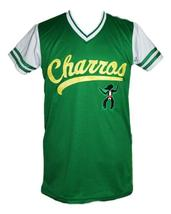 Kenny Powers #55 Charros Eastbound And Down Tv Baseball Jersey Green Any Size image 1