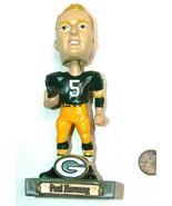 Verde Bay Packers Legends di Lambeau #5 Paul Hornung 5 Resina Figura Bob... - $27.29