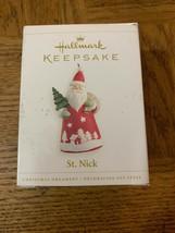St. Nick Christmas Ornament - $29.28