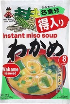Miyasaka Miso Soup, Wakame Seaweed, 6.21 Ounce - $4.36