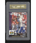 1999 Edge Advantage #159 Tim Couch  Rookie grade 8 - $4.28