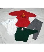 Size 2T Girls Clothing-Pants, Onesie, Sweatshirt/Pooh Bear Top - $14.99