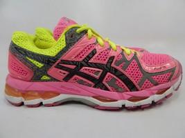 Asics Gel Kayano 21 LITE SHOW Size 9.5 M (B) EU 41.5 Women's Running Shoes T4N5N