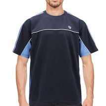 Men's Lightweight Work Out Gym Knit Shirt Outdoor Fitness Sports Jersey T-Shirt image 8
