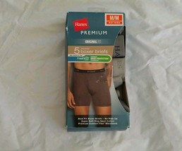 Hanes Premium Men's 5pk FreshIQ Original Fit Tagless Multi-color Boxer B... - $17.75